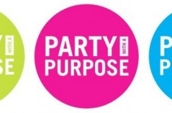 PWAP Party With A Purpose Logo