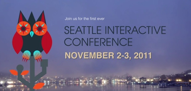 Seattle Interactive Conference logo