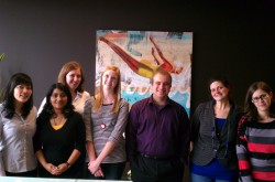 Weber Shandwick Seattle Interns
