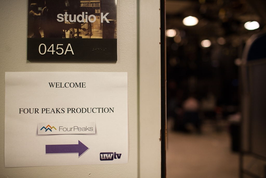 Four Peaks Studio at UWTV