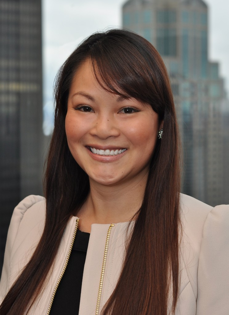 Kim Vu, Bank of America Vice President, Seattle Market Manager, Enterprise Business and Community