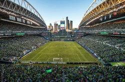 Sounders FC home game