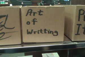 """The Art of Writting"""